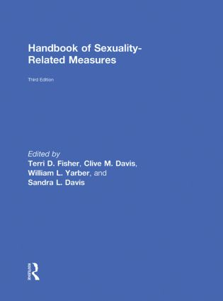 Handbook of sexuality-related measures ebook