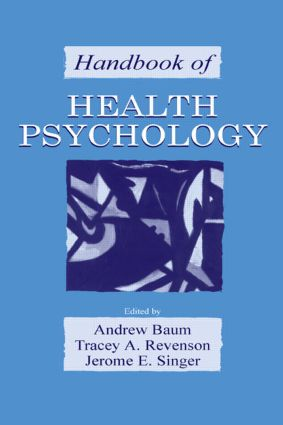 h andbook of health psychology baum andrew singer jerome revenson tracey a