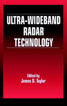 Ultra-wideband Radar Technology | Taylor & Francis Group