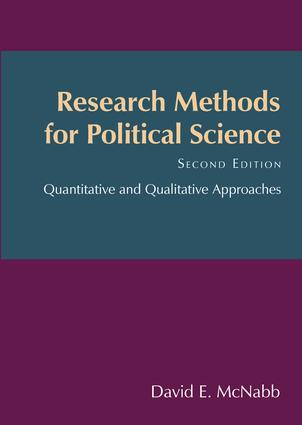 Research Methods for Political Science | Quantitative and