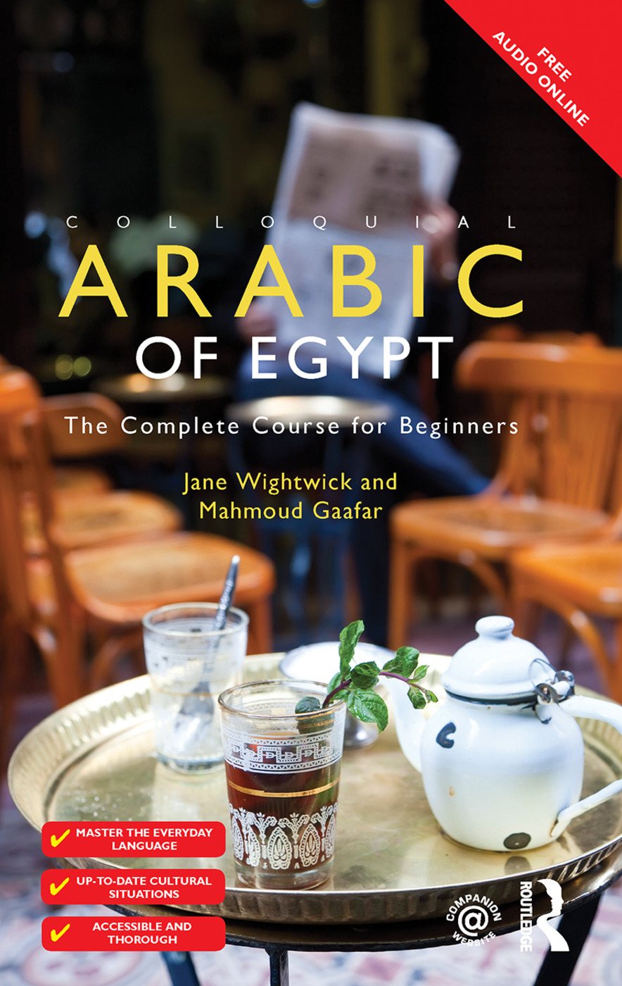 Colloquial Arabic of Egypt | The Complete Course for Beginners