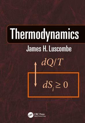 Thermodynamics Taylor Francis Group