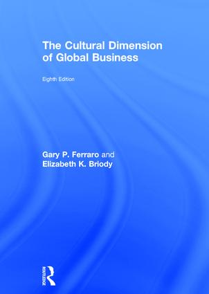The Cultural Dimension of Global Business | Taylor & Francis