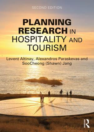 tourism and hospitality research International journal of research in tourism and hospitality.