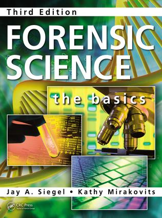 Forensic Science | The Basics, Third Edition | Taylor