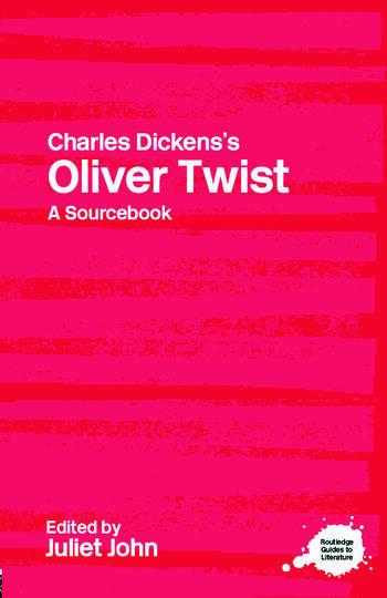 oliver twist literary criticism