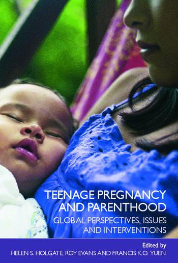 Related literature teenage pregnancy