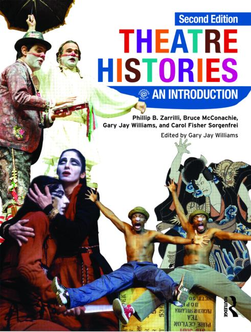 Theatre Histories Book Cover