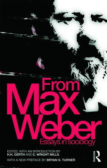essays in sociology max weber