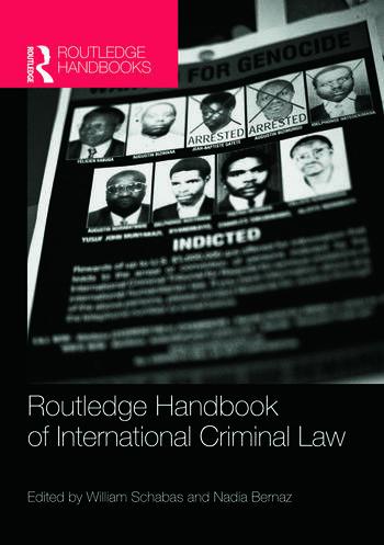 Handbook of International Criminal Law