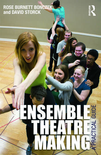 Ensemble Theatre Making, Book Cover