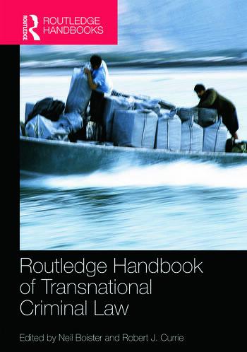 Handbook of Transnational Criminal Law