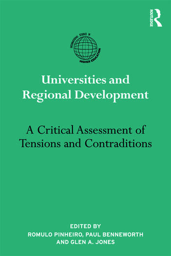 Universities and Regional Development cover