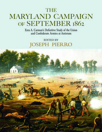 antietam essays on the 1862 maryland campaign E lee's 1862 maryland campaign which culminated in the battle of antietam   he has authored numerous articles and essays and is currently working on.