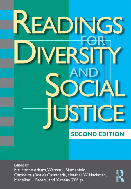 diversity and social justice The social norms approach to fostering social justice the social norms approach has been successful in addressing a variety of health and violence issues in colleges and universities, communities, and high schools.