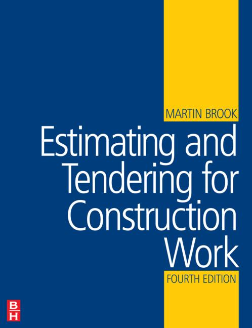 Construction Tendering and Estimation