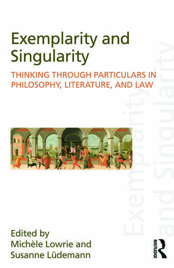 Exemplarity and Singularity Book Cover