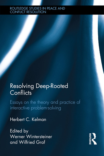 conflict resolution research paper The subject i learned most about conflict resolution which is an important element in order to maintain very good human relationships i selected this.