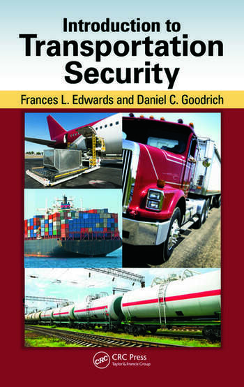 Introduction To Transportation Security Crc Press Book