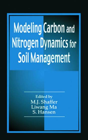 Model Nitrogen Soil Modeling Carbon And Nitrogen