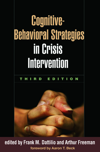 Cognitive-Behavioral Strategies in Crisis Intervention