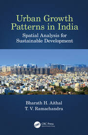 Urban Growth Patterns in India: Spatial Analysis for Sustainable Development