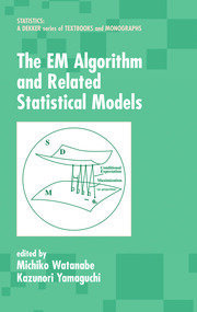 The EM Algorithm and Related Statistical Models