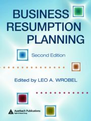 Business Resumption Planning, Second Edition