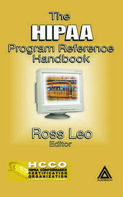 The HIPAA Program Reference Handbook