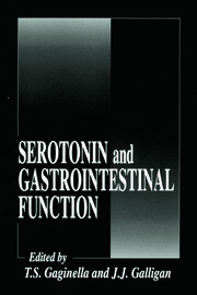 Serotonin and Gastrointestinal Function