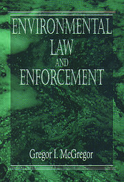 Enviroment enforment of law in kenya