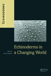 Echinoderms in a Changing World