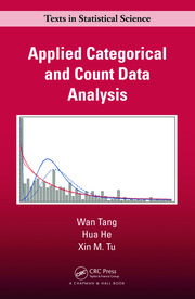 Applied Categorical and Count Data Analysis