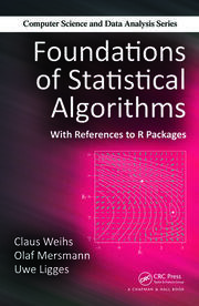 Foundations of Statistical Algorithms [book review]