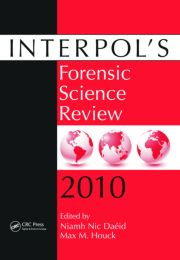 Interpol's Forensic Science Review 2010