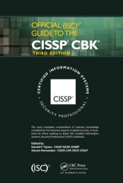 Official (ISC)2 Guide to the CISSP CBK, Third Edition