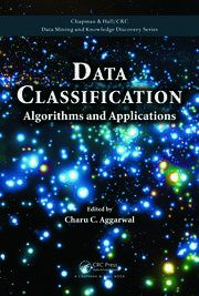 Data Classification: Algorithms and Applications