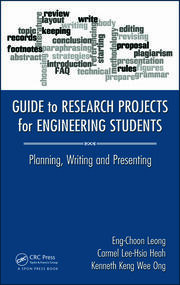 Guide to Research Projects for Engineering Students: Planning, Writing and Presenting