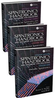 Spintronics Handbook, Second Edition: Spin Transport and Magnetism: Three Volume Set