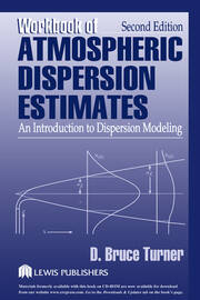 Workbook of Atmospheric Dispersion Estimates