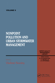Non Point Pollution and Urban Stormwater Management, Volume IX