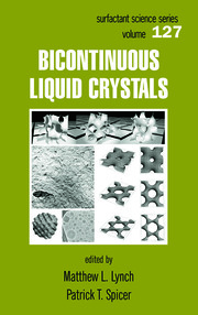 Bicontinuous Liquid Crystals