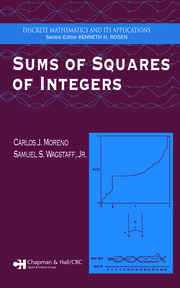 Sums of Squares of Integers