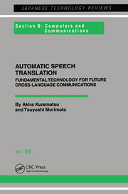 Automatic Speech Translation
