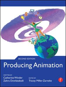 Producing animation-visual
