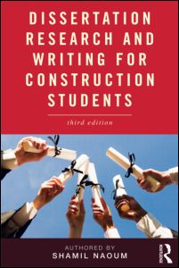 dissertation writing for construction students