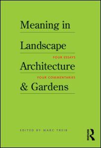 Смысл ландшафтной архитектуры