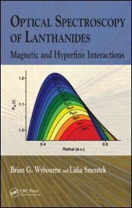 Optical spectroscopy of lanthanides Brian G. Wybourne, Lidia Smentek