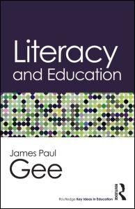 james paul gee literacy discourse and linguistics On literacy and i found a paper by james gee literacy, discourse, and linguistics: introduction by linguistics: introduction by james paul gee.