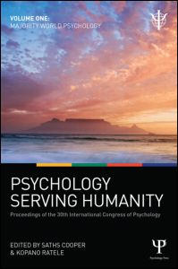 Psychology Serving Humanity Volume 1